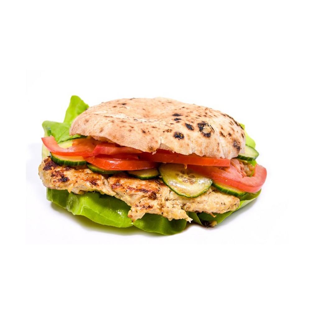 Sandwich Piept de pui cu cascaval